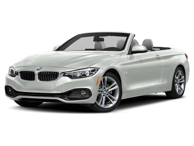 2019 BMW 430i Xdrive Cabriolet Cabriolet
