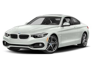 2019 BMW 440i Xdrive Coupe Coupé