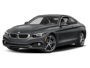2019 BMW 440i xDrive Coupé
