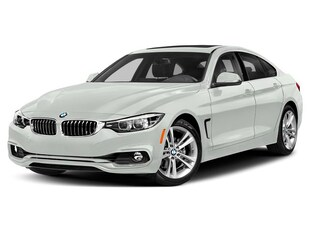 2019 BMW 4 Series 430i xDrive Gran Coupe
