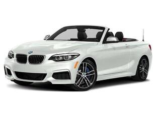 2019 BMW 2 Series M240i xDrive M240i xDrive Cabriolet