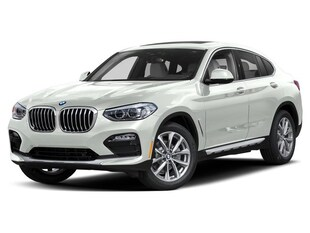 2019 BMW X4 xDrive30i Coupe
