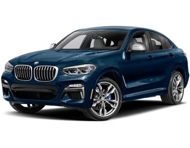 2019 BMW X4 DEMO