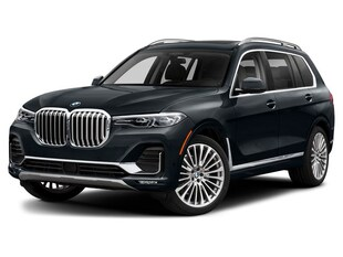 2019 BMW X7 xDrive50i xDrive50i Sports Activity Vehicle