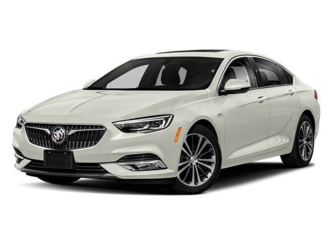 2019 Buick Regal Essence Sportback
