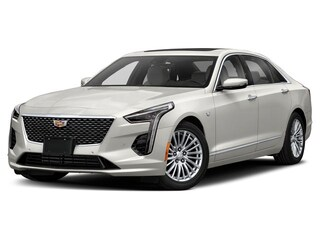 2019 Cadillac CT6 Premium Luxury Sedan