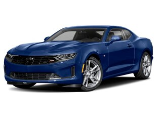 2019 Chevrolet Camaro 1LT | SUNROOF | BOSE | HD BACK-UP | Coupe