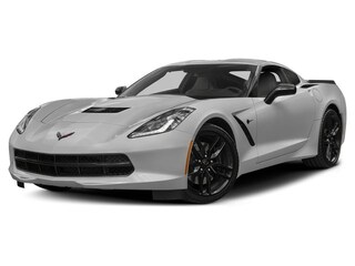 2019 Chevrolet Corvette Z51 3LT 2dr Car