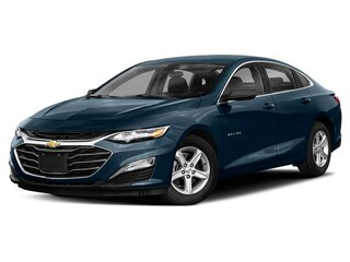 New 2019 Chevrolet Malibu LS w/1LS Internet Connectivity! Sedan 1G1ZB5ST4KF157657 In Wetaskiwin & Ponoka, AB