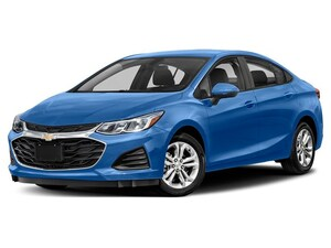 2019 Chevrolet Cruze RS LT Sedan