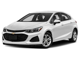 2019 Chevrolet Cruze Hatchback LT Hatchback