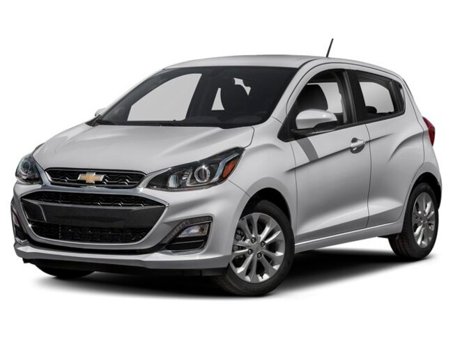 2019 Chevrolet Spark LT Backup Cam, Apple Carplay, Bluetooth Hatchback