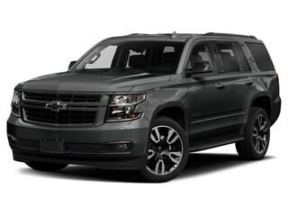 New 2019 Chevrolet Tahoe Premier SUV 1GNSKCKJ8KR379927 In Wetaskiwin & Ponoka, AB