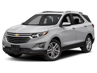 New 2019 Chevrolet Equinox 2LZ Premier SUV 2GNAXYEXXK6165575 In Wetaskiwin & Ponoka, AB