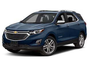 2019 Chevrolet Equinox Premier | DEMO | TRUE NORTH | DIESEL | NAV SUV