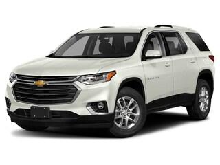 New 2019 Chevrolet Traverse LT True North SUV 1GNEVHKWXKJ186481 In Wetaskiwin & Ponoka, AB