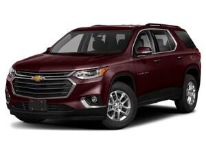 2019 Chevrolet Traverse LT 3LT AWD w/7 Pass & NAV