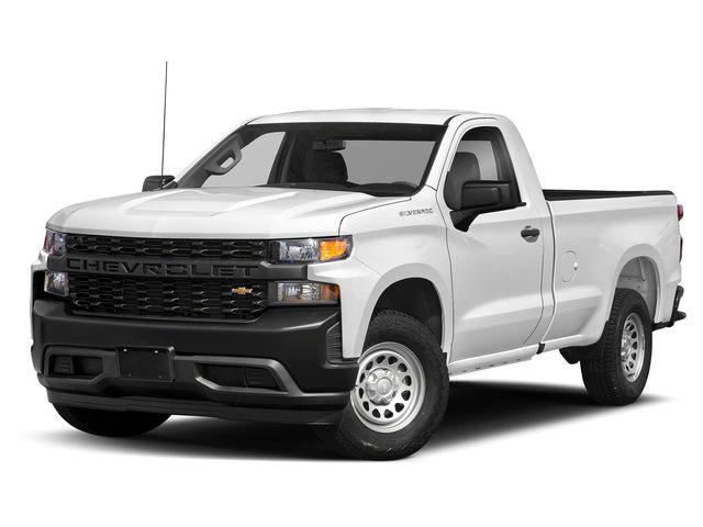 2019 Chevrolet Silverado Work Truck Truck Regular Cab