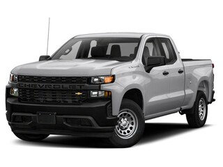 2019 Chevrolet Silverado 1500 LT Camion cabine double