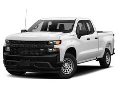 Blank 2019 Chevrolet Silverado 1500 Custom Truck Crew Cab Blank