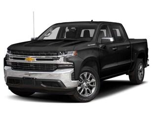 2019 Chevrolet Silverado 1500 LT Trail Boss Truck