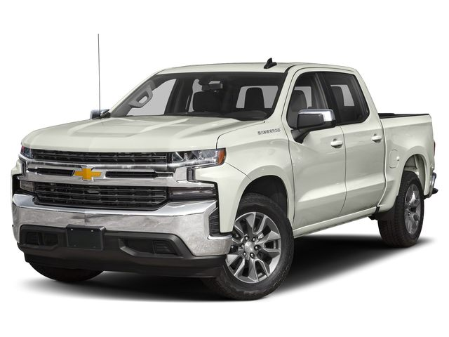 2019 Chevrolet Silverado 1500 Truck Crew Cab
