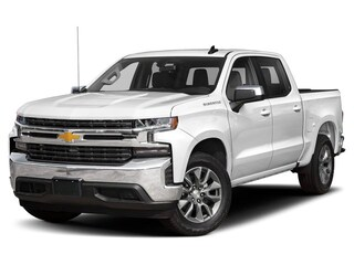 2019 Chevrolet Silverado 1500 Custom Trail Boss Crew Cab Pickup