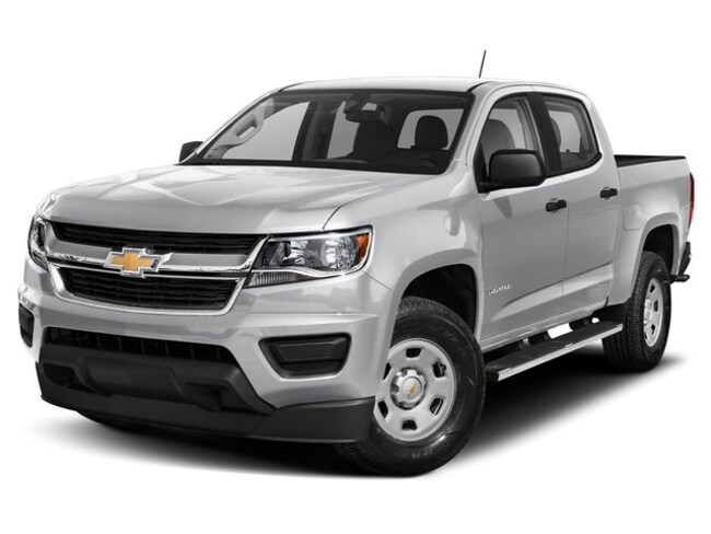 New 2019 Chevrolet Colorado WT Truck Crew Cab Wetaskiwin and Ponoka