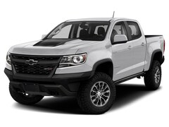 2019 Chevrolet Colorado Crew 4x4 Zr2 / Short Box Truck Crew Cab