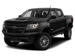 2019 Chevrolet Colorado ZR2 Truck Crew Cab