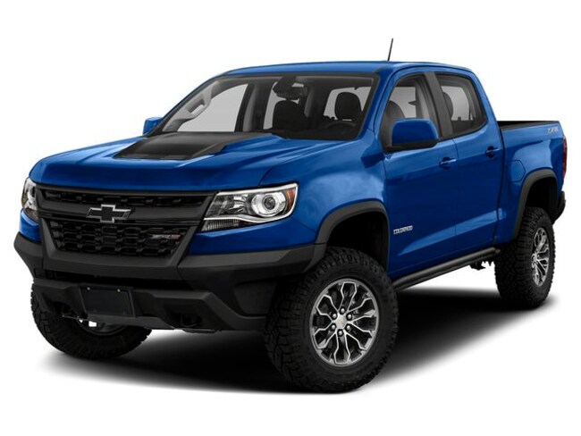 2019 Chevrolet Colorado 4WD ZR2 Crew Cab Pickup