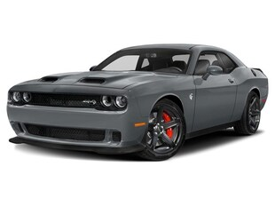 2019 Dodge Challenger SRT Hellcat Coupé