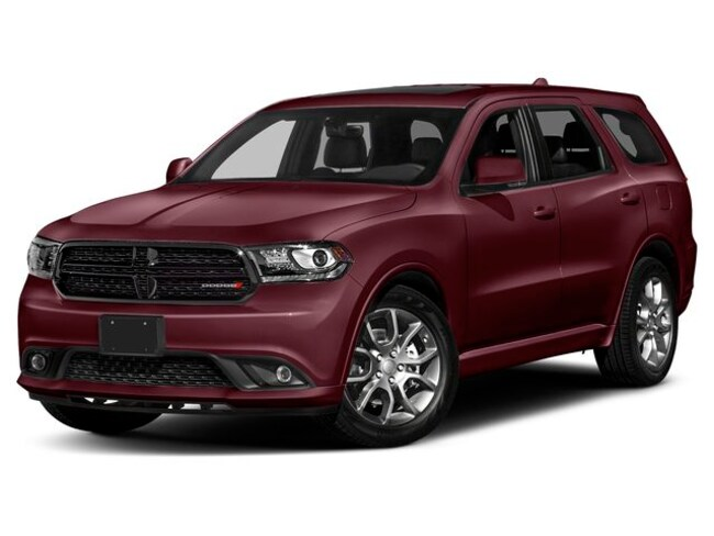 New 2019 Dodge Durango R/T SUV DR1905 in Red Deer, AB