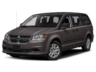 2019 Dodge Grand Caravan Canada Value Package Mini-van, Passenger