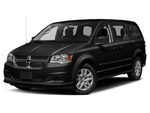 2019 Dodge Grand Caravan CVP/SXT SE Van Passenger 2C4RDGBG9KR718749