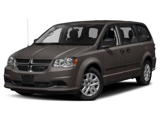 2019 Dodge Grand Caravan Crew Van Passenger Van