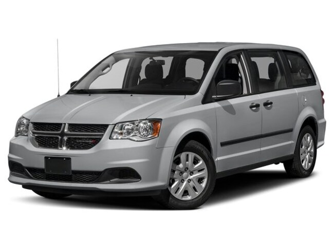 2019 Dodge Grand Caravan Crew Plus Minivan
