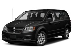 2019 Dodge Grand Caravan CREW PLUS Van Passenger Van