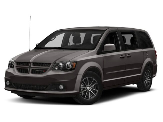 2019 Dodge Grand Caravan GT Van