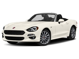 2019 FIAT 124 Spider Lusso Convertible JC1NFAEK6K0141627 190864