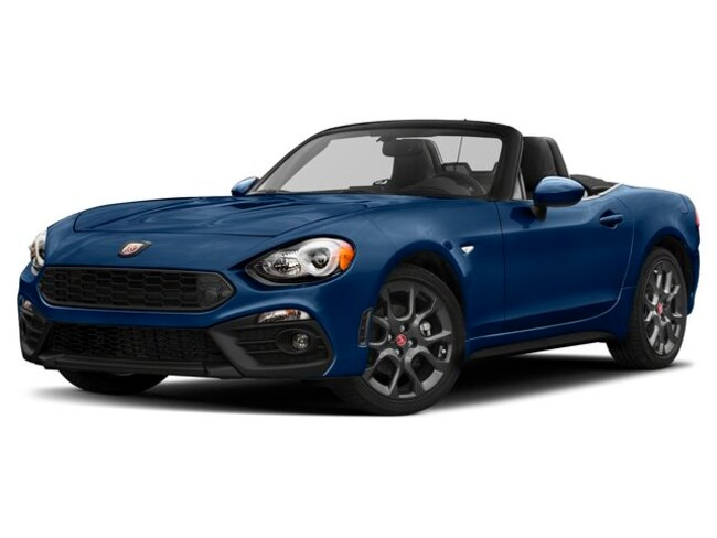 New 2019 FIAT 124 Spider Abarth Convertible JC1NFAEK1K0141518 dealer in Windsor, Ontario - inventory