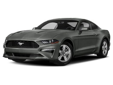 2019 Ford Mustang ECOBOOST PREMIUM 201A LEATHER 6-SPEED EcoBoost Premium Fastback