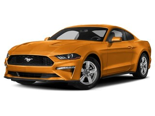 2019 Ford Mustang Coupe Manual