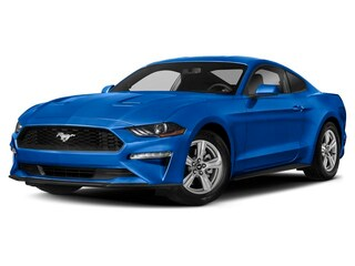 2019 Ford Mustang GT Coupe 5.0L Premium Unleaded Velocity Blue