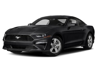 2019 Ford Mustang GT Premium Coupé 5.0L Premium Unleaded Shadow Black