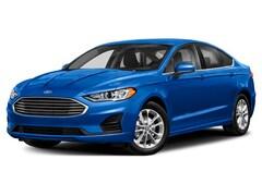 2019 Ford Fusion SE FWD Sedan