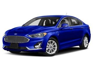 2019 Ford Fusion Energi SEL Berline 2.0L Ordinaire sans plomb Velocity Blue
