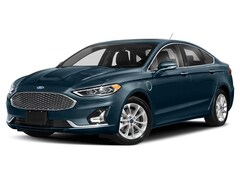 2019 Ford Fusion Energi SEL Sedan