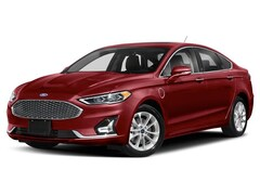 2019 Ford Fusion Energi SEL Berline 2.0L Ordinaire sans plomb Ruby Red Tinted
