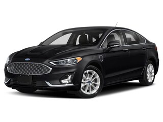 2019 Ford Fusion Energi SEL Sedan 2.0L Regular Unleaded Agate Black